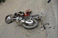 مرگ جوان لندهای با موتورسیکلت