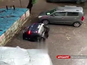 پارکینگ زیر زمینی رایگان!
