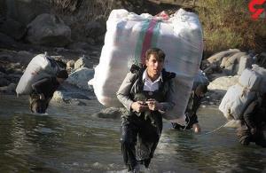 فوت یک کوله بر در کرمانشاه براثر سقوط از ارتفاع