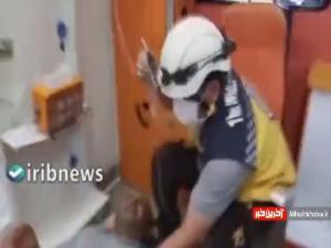 حمله خمپاره ای به بیمارستانی در عفرین سوریه