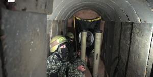 فرمانده سرایا القدس در تونلهای مقاومت: در اینجا به قدس بسیار نزدیکیم
