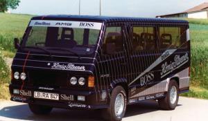 ون مسافرتی مرسدس بنز با موتور قدرتمند AMG، وقتی مسافرت جذاب می شود!