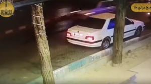 دزدیدن پژو پارس به سبک بازی GTA در یزد
