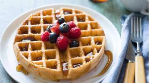 با طرز تهیه شیرینی«وافل فوری» آشنا شوید