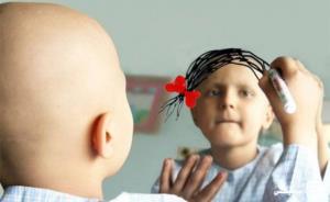 نشانههای سرطان در کودکان