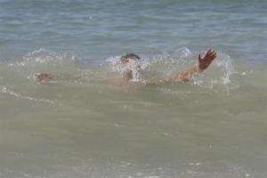 شناکردن در بندهای خاکی ممنوع