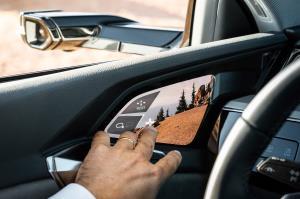 تکنولوژی جدید آئودی برای آینههای بغل خودرو