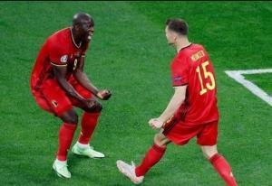 خلاصهبازی بلژیک 3 - روسیه 0