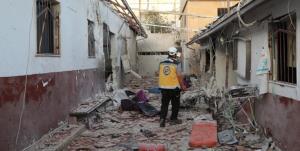حمله تروریستها به بیمارستانی در شمال سوریه ۱۸ کشته برجای گذاشت