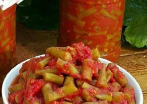 صفر تا صد تهیه «کنسرو لوبیا سبز» خانگی برای کدبانوها