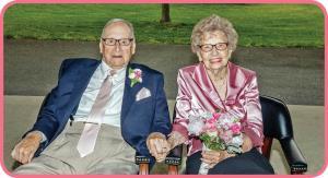 آشنایی با زوجی که در 95 سالگی ازدواج کردند