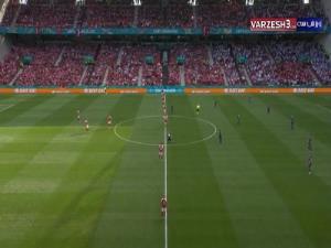طولانیترین مسابقه تاریخ یورو؛ خلاصهبازی دانمارک 0 - فنلاند 1