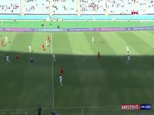 خلاصهبازی ولز 1 - سوئیس 1