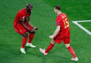 یورو ۲۰۲۰/ بلژیک با غلبه بر روسیه گام اول را محکم برداشت