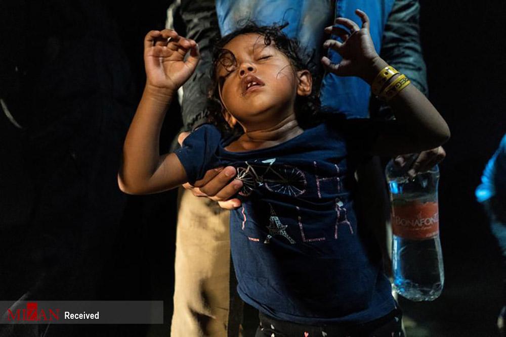اوضاع پناهجویان در مکزیک