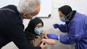 ریسک ایران برای تزریق دوز دوم واکسن از یک فرمول متفاوت