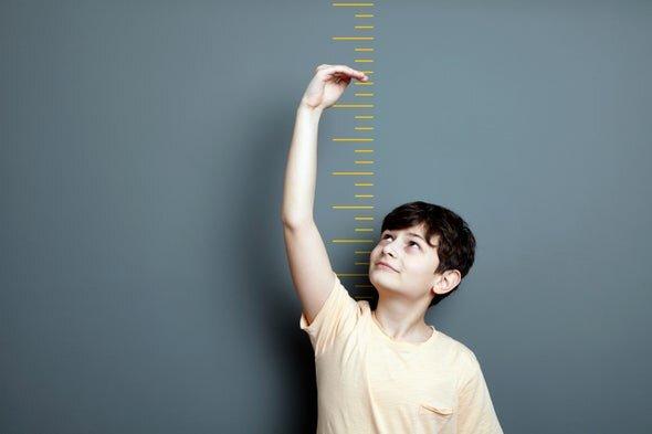دیانای تنها عامل تعیین کننده قد انسان نیست