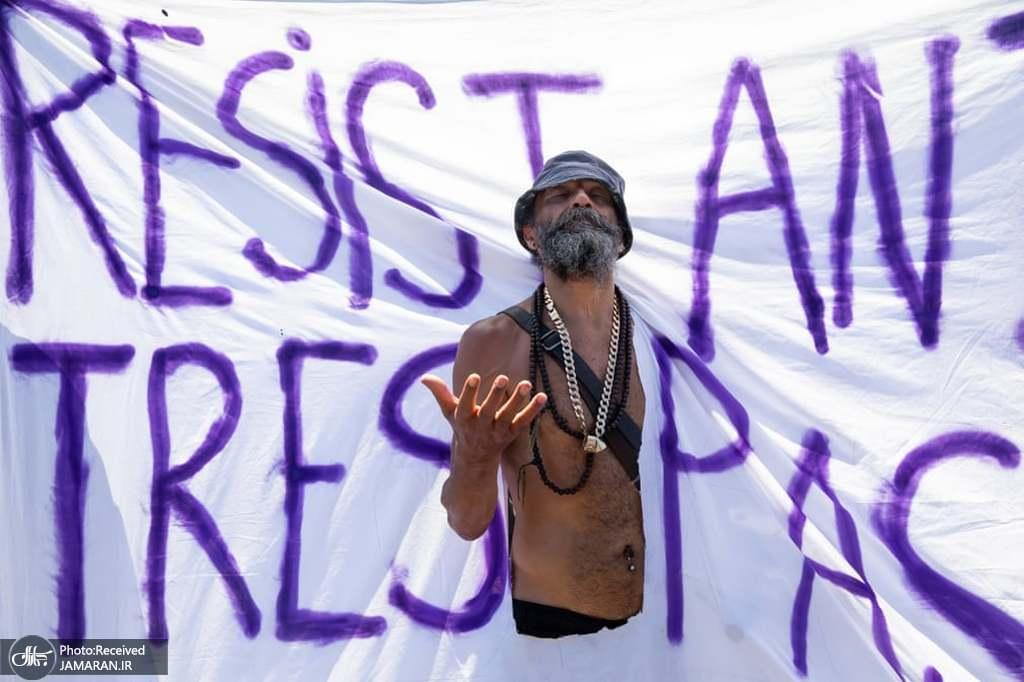 اعتراضات به اجلاس گروه هفت در فالموث، انگلستان