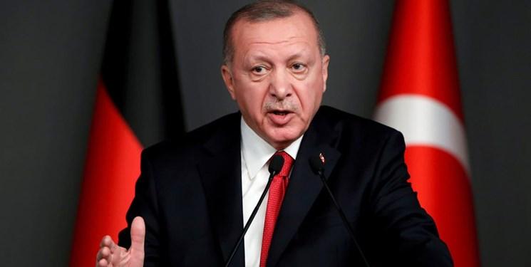 اردوغان: انتظار رویکرد بدون پیششرط را در دیدار با بایدن دارم