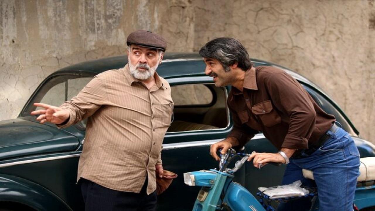 اصغر نقیزاده: نخندیدن به دیالوگهای پژمان جمشیدی سخت است