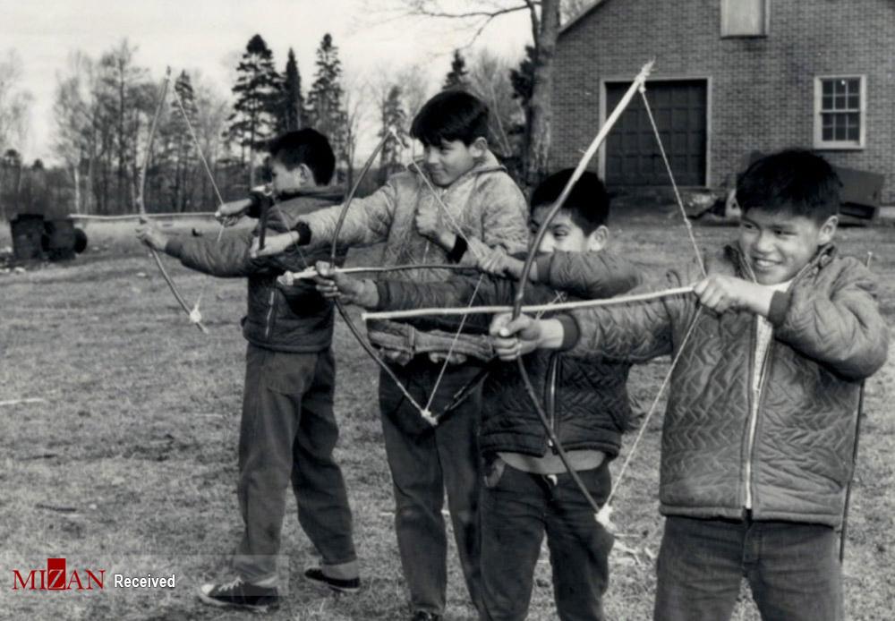 مدارس کانادایی برای ساکنان بومی