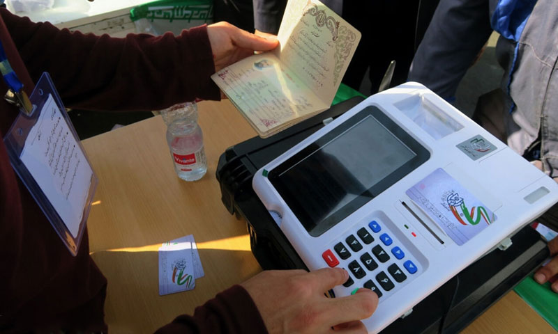تشریح روش اخذ رأی الکترونیکی برای انتخابات در اهواز
