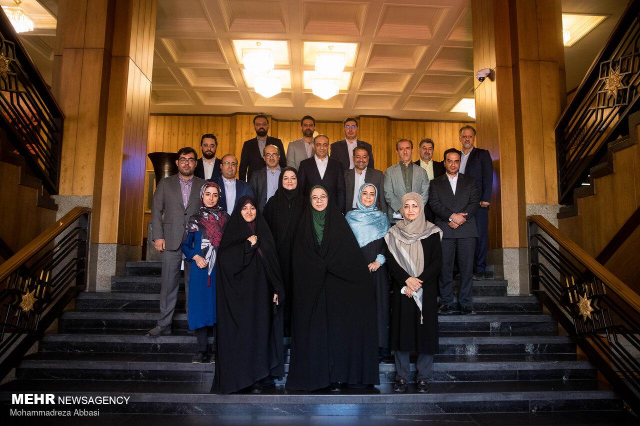 نامزدهای تهرانی شورای اسلامی، جبهه اصلاحات را ببینید