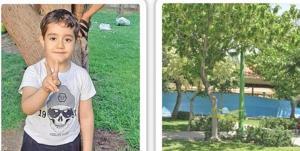 پرونده فوت کودک ۶ ساله در بوستان رازی تهران در دست بررسی است