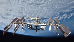 نمای فوق العاده از سیاره ما در ایستگاه فضایی