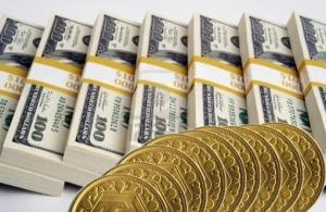 دلار کانال 24 هزار تومان را پس گرفت؛ بازار طلا قرمزپوش شد