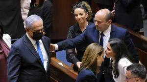 نتانیاهو پس از 12 سال از قدرت کنار زده شد