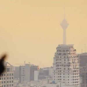 تداوم آلودگی هوای پایتخت؛ ازن دست از سر تهران بر نمی دارد