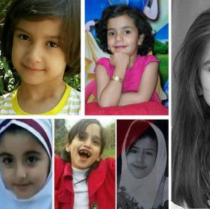 قتل 8 دختربچه 7 ساله ایرانی؛ از آتنا اصلانی تا ستایش قریشی