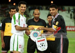 گلزنان برتر ایران مقابل تیم ملی عراق
