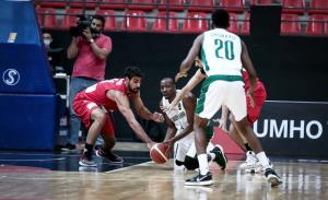 پیروزی تیم ملی بسکتبال مقابل عربستان در بازی پر اشتباه