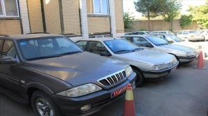 خودروهای دولتی بدون مجوز در خراسان جنوبی توقیف میشوند