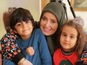 دیالوگ خنده دار مادر و پسر در سریال «زیرخاکی»