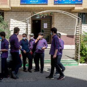پایان امتحانات حضوری دانش آموزان؛ امتحانات با حساسیت ویژه برگزار شد