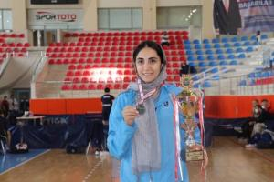 پینگپنگباز ایرانی به لیگ زنان اروپا راه پیدا کرد