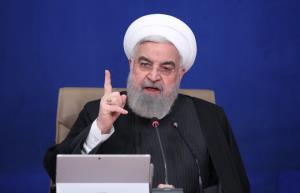 توئیت روحانی با هشتگهای انتخابات و اخلاق؛ تاریخ فراموش نخواهد کرد...