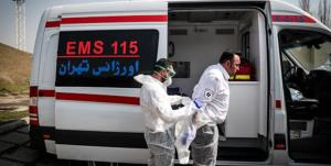 کاهش 50 درصدی مأموریت کرونایی اورژانس تهران
