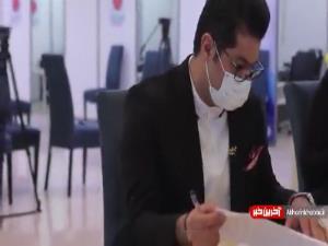 حجت اشرف زاده: با افتخار پیشقدم حضور در فاز نهایی تست انسانی واکسن  کوو ایران برکت شدم