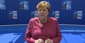 مرکل: روسیه اولین چالش ناتو محسوب میشود