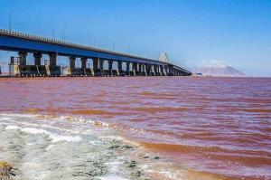 روح تازه در کالبد دریاچه ارومیه