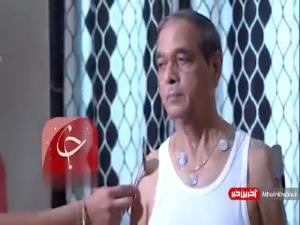 وضعیت عجیب یک مرد هندوستانی پس از تزریق واکسن کرونا!