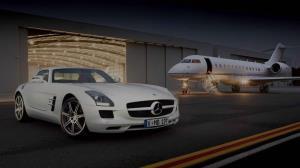 وقتی «مرسدس» وارد دنیای هواپیماسازی میشود!