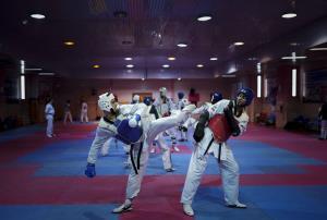 اعزام تکواندوکاران قزوینی به رقابتهای قهرمانی آسیا
