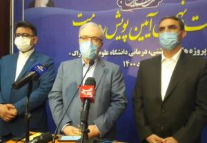 واکنش وزیر بهداشت به ادعای مهرعلیزاده برای واردات ۱۶۰ دوز واکسن در ۳ ماه