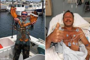 ماجرای مردی که توسط نهنگ بلعیده شد اما زنده ماند!