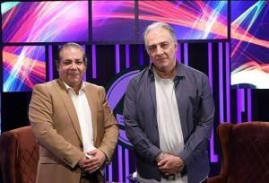 چالش ادبیات کهن با حسین بهرامی در برنامه ایرج نوذری